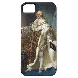 Louis XVI King of France and Navarre (1754-1793) iPhone 5 Cases