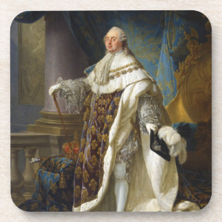 Louis XVI King of France and Navarre (1754-1793) Drink Coaster