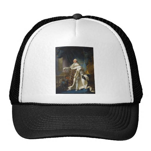 Louis XVI King of France and Navarre (1754-1793) Trucker Hat