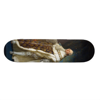 Louis XVI King of France and Navarre (1754-1793) Skateboard Deck