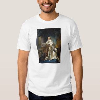 Louis XVI King of France and Navarre (1754-1793) T-shirts