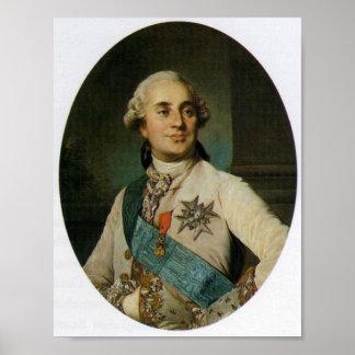Louis XVI King of France Poster
