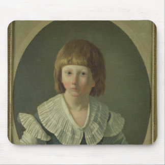 Louis XVII  aged 8, at the Temple, 1793 Mousepad