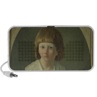 Louis XVII  aged 8, at the Temple, 1793 Mini Speaker