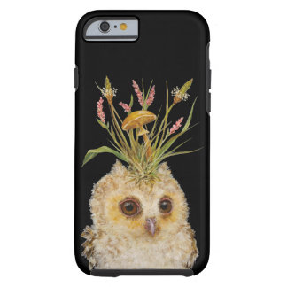 Louisa May the owlet iPhone 6/6s case