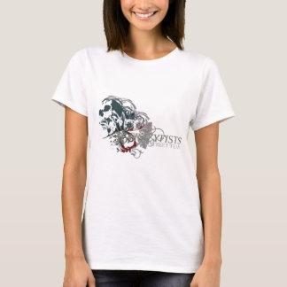 Louisa's Skull Design T-Shirt