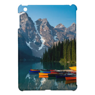 Louise lake in Banff national park Alberta, Canada Cover For The iPad Mini