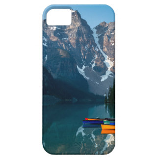 Louise lake in Banff national park Alberta, Canada iPhone 5 Case