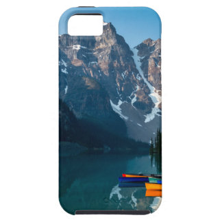 Louise lake in Banff national park Alberta, Canada iPhone 5 Cover