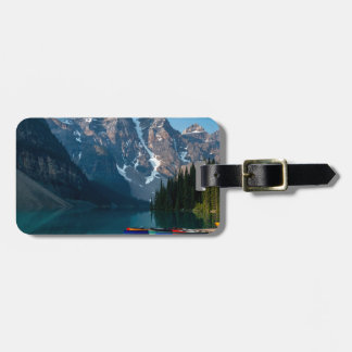 Louise lake in Banff national park Alberta, Canada Luggage Tag