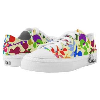Louise Low Tops