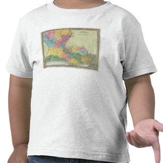 Louisiana 10 t-shirts