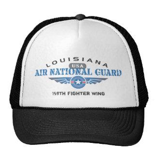 Louisiana Air National Guard Hats