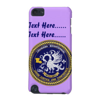 Louisiana Bicentennial Mardi Gras Party See Notes iPod Touch (5th Generation) Cover