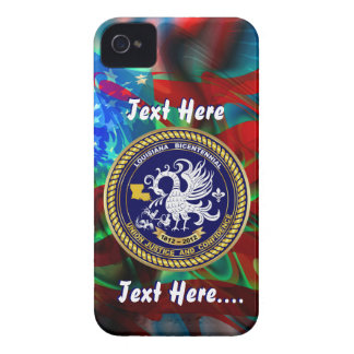 Louisiana Bicentennial  Mardi Gras Party See Notes Case-Mate iPhone 4 Cases