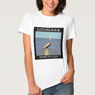 Louisiana Brown Pelican 4.jpg Tees