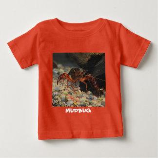 Louisiana Crawfish Baby T-Shirt