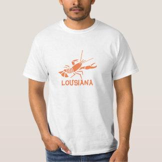 Louisiana Crawfish T Shirts