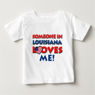 LOUISIANA designs T-shirt