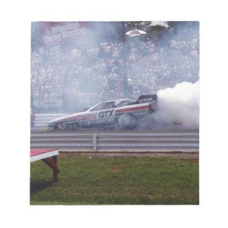 Louisiana Drag Racing Notepad