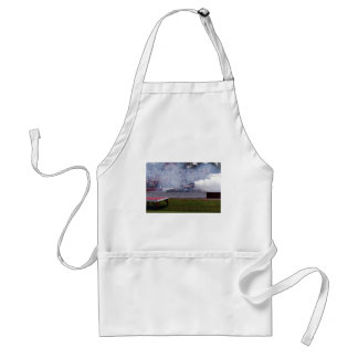 Louisiana Drag Racing Standard Apron