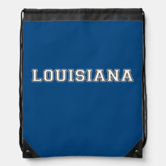 Louisiana Drawstring Bag
