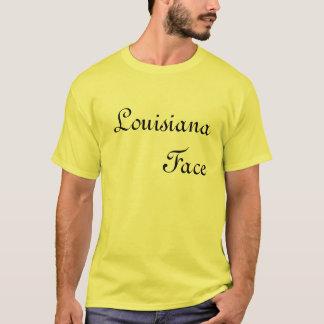 Louisiana Face T-Shirt