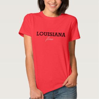 Louisiana Fine Tshirts
