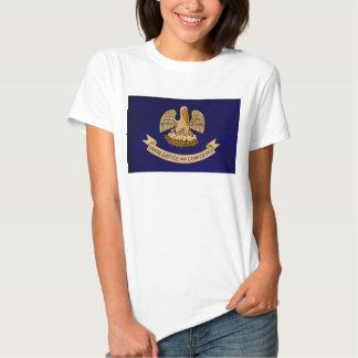 Louisiana Flag Shirts