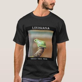 Louisiana Green Tree Frog T-Shirt