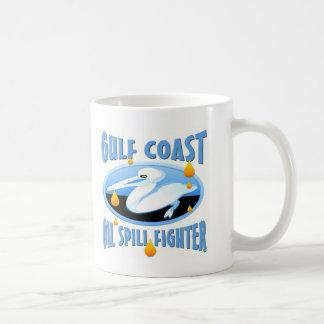 Louisiana Gulf Coast Oil Spill Mug