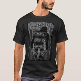 Louisiana Honey Island Swamp Monster t shirt men