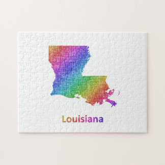 Louisiana Jigsaw Puzzle