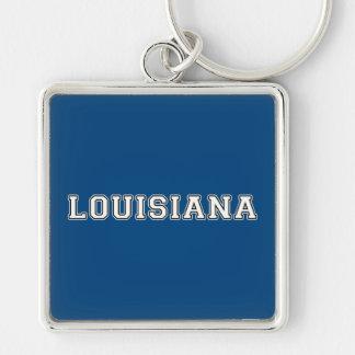 Louisiana Key Ring