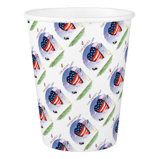 louisiana loud and proud, tony fernandes paper cup