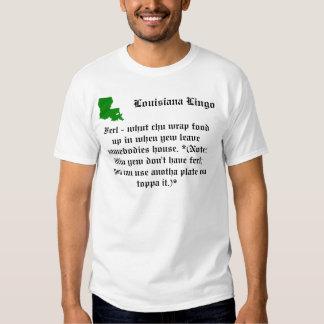 louisiana, Louisiana Lingo, Ferl - whut chu wra... Tees