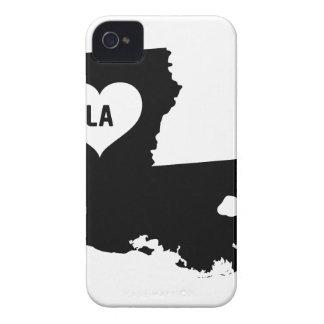 Louisiana Love iPhone 4 Cover