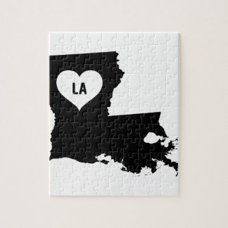Louisiana Love Jigsaw Puzzle