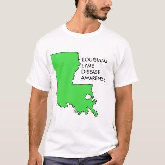 Louisiana Lyme Disease Awareness T-Shirt