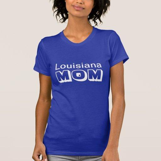 Louisiana Mom T-shirt