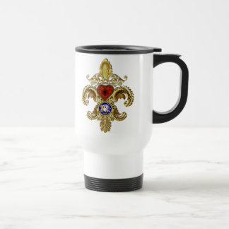 Louisiana Mug With shadow