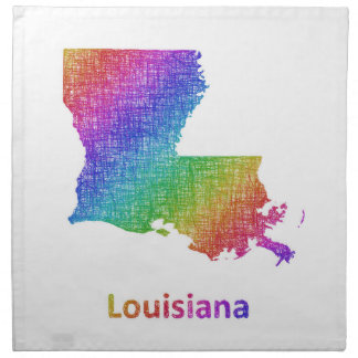 Louisiana Napkin