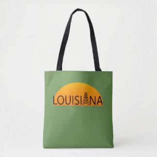 Louisiana Oil Field Tote