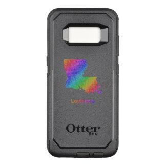Louisiana OtterBox Commuter Samsung Galaxy S8 Case