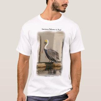 Louisiana Pelicans in Peril T-Shirt