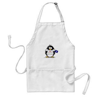 Louisiana Penguin Standard Apron