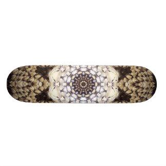 louisiana pine snake artwork 20.6 cm skateboard deck