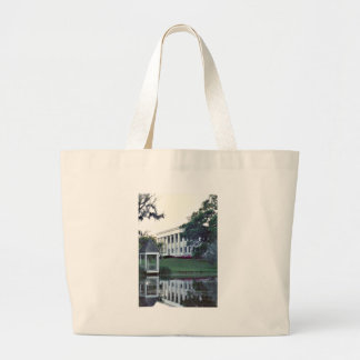 Louisiana Plantation Large Tote Bag