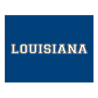 Louisiana Postcard