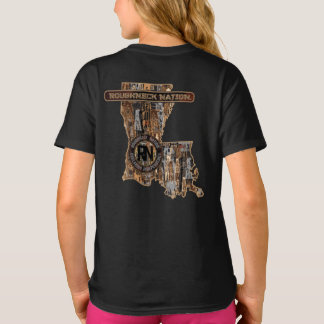 LOUISIANA RIG UP CAMO T-Shirt